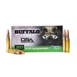 Buffalo River OSA 308 Win 135gr Hollow Point