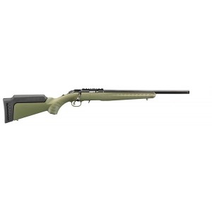 Ruger American 22 Mag blue