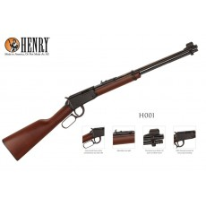 Henry H001 Classic Lever Action 22