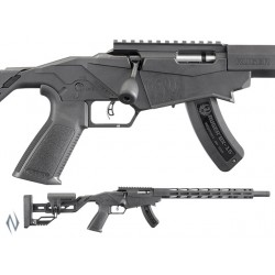 RUGER PRECISION 22LR RIMFIRE RIFLE BACK IN STOCK