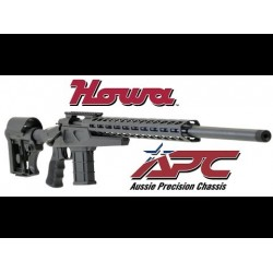 Howa Tactical 1500 Aussie Precision 308 and 223